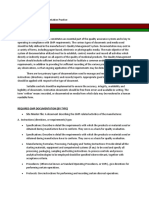 M2 - Lesson 3 - Good Documentation Practice