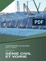 Convention Geniecivilvoirie 2017 2021
