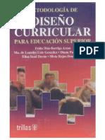 Evaluación curricular cap 5- Díaz Barriga