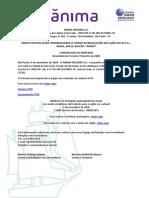 ANIMA_HOLDING_S_A_Descrição_Comunicado_ao_Mercado_divulgação_de