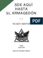 Desde Aqui hasta el Armagedon-Ashtar-Bitacora Fenix No.5