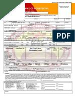 Form Application Revised Based on Qa
