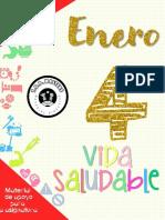 4° ENERO VIDA SALUDABLE