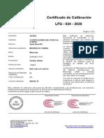 MEDIDOR DE CAUDAL SERIE 135842