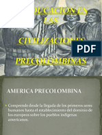 La educación en las civilizaciones precolombinas
