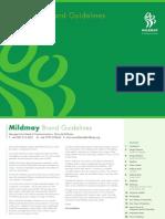 Mildmay Guidelines