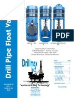 Float Valves (Drillmax)