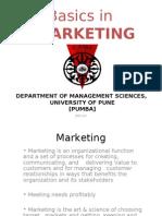 PUMBA_Marketing basics