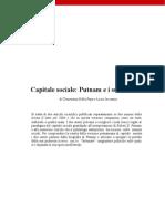 Della Pepa e Iaccarino - Capitale Sociale