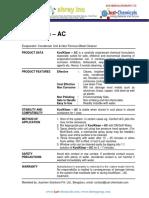 KoolKlean-AC PDS V1.0