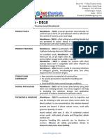 MemBiocon - DB10_PDS