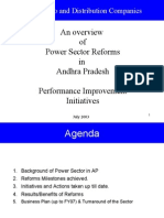 Power sector 2003
