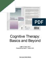 Дж. Бек Когнитивная терапия