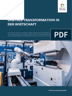 Digitale Transformation in der Wirtschaft