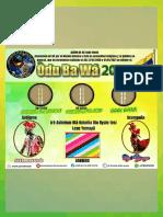 Odu Ba Wa Venezuela 2021 - ASOIM