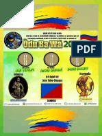 Odu ba wa Colombia 2021 ASOIM