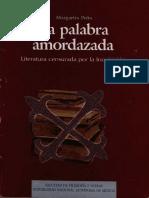 Margarita Peña - La Palabra Amordazada