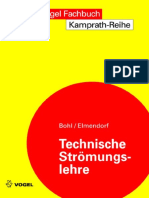 Technische Strömungslehre - 13. Auflage - VOGEL