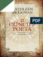 3) El Principe Poeta Kathleen McGowan Tercer Libro