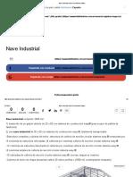 Nave Industrial _ Ideas Construcción Galpón