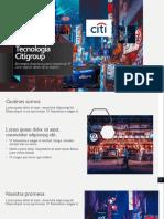 Tecnología Citigroup