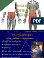 [7]_Cinesiologia Dos Exercícios ABDOMINAL X GLÚTEOS 1