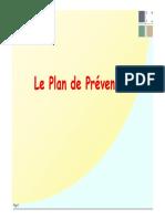 50 Le Plan de Prévention