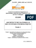 Architecture Et Technologies Des Systemes Informatiques
