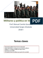 Vnz7 Militares y política en Venezuela
