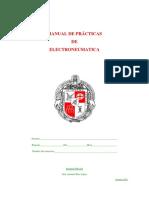 Manual de prácticas de Electroneumática