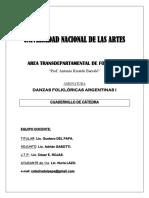 Carátula Cuadernillo DFA I