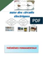 1-Base des circuits électriques
