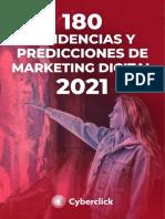 180 predicciones del Marketing Digital