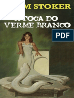 A Toca do Verme Branco - Bram Stoker
