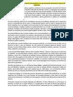 El Positivismo argentino y las prácticas historiográficas