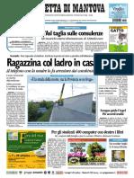 Gazzetta Mantova 7 Ottobre 2010