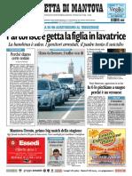 Gazzetta Mantova 10 Ottobre 2010