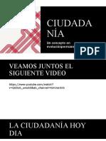 Retos México Ciudadanía