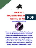 Marco, La Voz Del Rock and Roll
