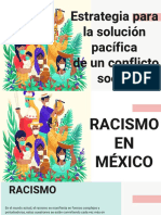 Racismo en Mexico