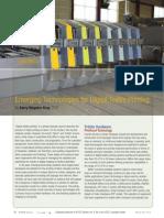 emerging fabric printing tecnology