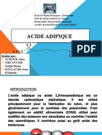 Acide adipique