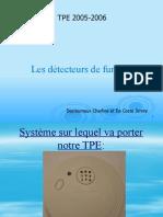 Diaporama Detecteur de Fumee