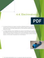 4.4 electroneumática e hidráulica