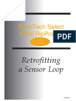 ContiTech Retrofitting Rip Protect Loop Manual - Version 20150915 ANTENA
