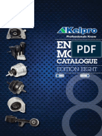 Kelpro Engine Mounts Ed8V8s