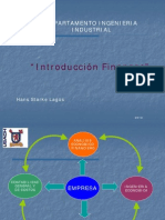 presentacion introducción Finanzas