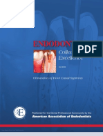 endodontics obturation