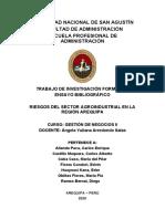 RIESGOS EN EL SECTOR AGROINDUSTRIAL EN LA REGIÓN AREQUIPA (3)