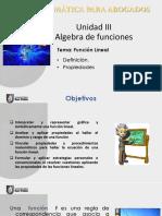 2020-02 MBPA-DeR Funcion Lineal